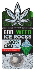 CBD Weed Ice Rock 0,7 g